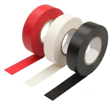 RUBAN ADHÉSIF ISOLANT / PVC / POUR APPAREILS ÉLECTRIQUES